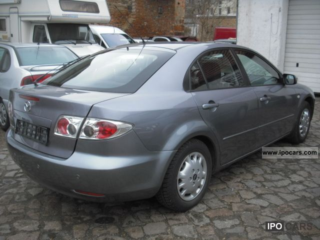 2003 mazda 6 sport 3 2 top car photo and specs. Black Bedroom Furniture Sets. Home Design Ideas