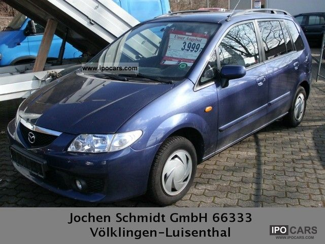 2002 Mazda  1.9 Primacy climate control Van / Minibus Used vehicle photo