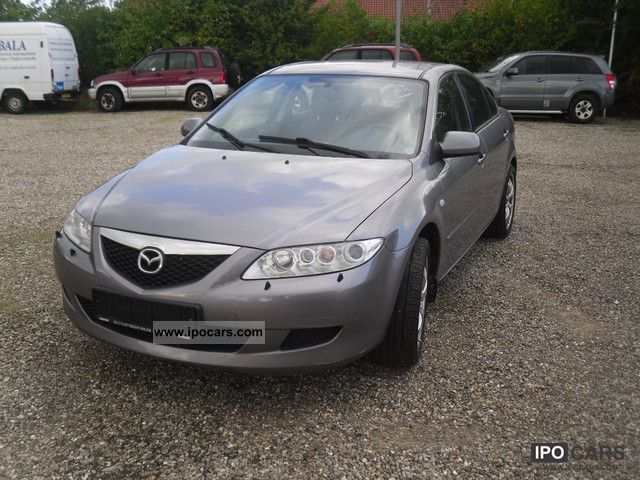 2003 mazda 6 sport 3 2 car photo and specs. Black Bedroom Furniture Sets. Home Design Ideas