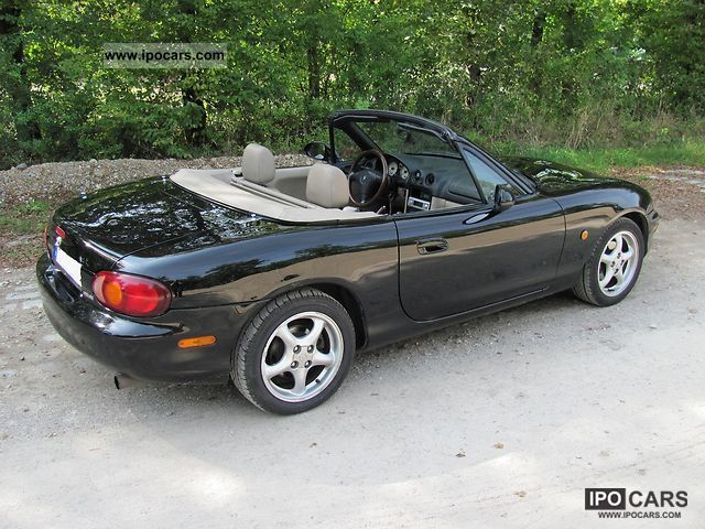 2000 mazda mx 5 16v miracle car photo and specs. Black Bedroom Furniture Sets. Home Design Ideas