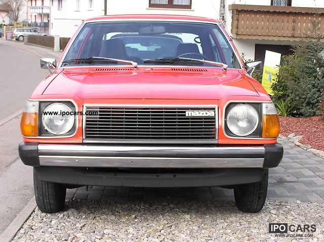 Mazda  323 1979 Vintage, Classic and Old Cars photo
