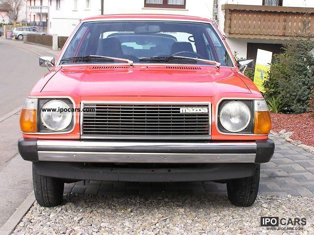 1979 Mazda  323 Limousine Classic Vehicle photo