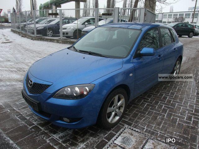 2004 Mazda  * 3 Sport 1.6 petrol * \ Limousine Used vehicle photo