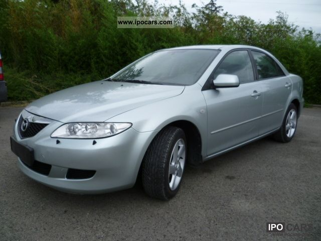 2005 Mazda 6 2.0 CD Sporty U20ac 4600 Limousine