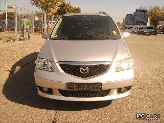 2002 Mazda  3.2 Comfort MPV € 4 KHAT Van / Minibus Used vehicle photo