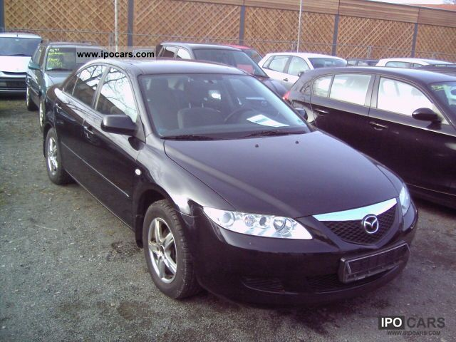 2003 Mazda 6 Sport 1.8 Exclusive - Car Photo and Specs