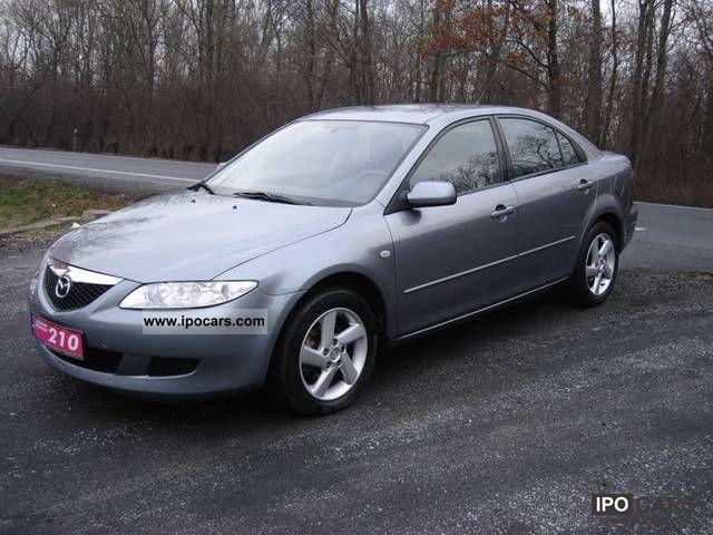 2003 Mazda  6 WEBASTO, AIR! TYS 172 KM. Small Car Used vehicle photo