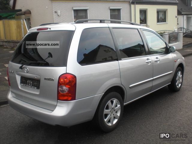 Mazda Mpv Td Seater Lgw on 2003 Mazda Mpv 3 0 Engine