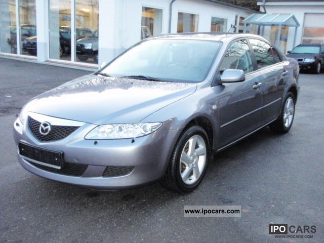 2005 Mazda  6 Sport 2.0 Exclusive * 1.Hand * Climate * Aluminum * Euro 4 * Limousine Used vehicle photo