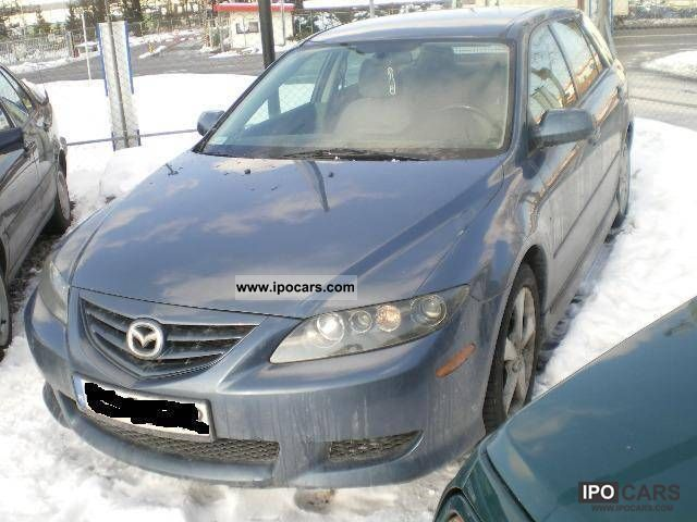 Mazda  GAZ + 6 + AIR 2004 Liquefied Petroleum Gas Cars (LPG, GPL, propane) photo