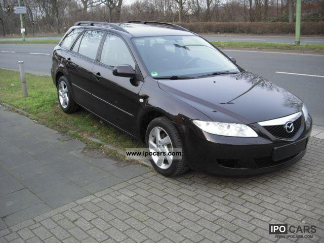 2005 mazda 6 sport kombi 8 1 car photo and specs. Black Bedroom Furniture Sets. Home Design Ideas