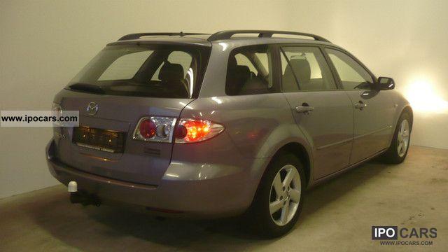 2005 mazda 6 sport kombi 1 8 exclusive car photo and specs. Black Bedroom Furniture Sets. Home Design Ideas