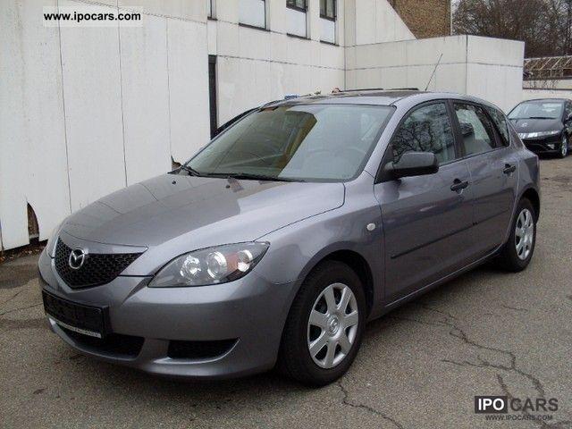 2005 Mazda  3 1.4 Sport Comfort Limousine Used vehicle photo