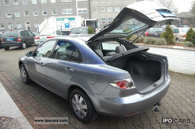 2003 mazda 6 sport 1 8 1 hand top car photo and specs. Black Bedroom Furniture Sets. Home Design Ideas