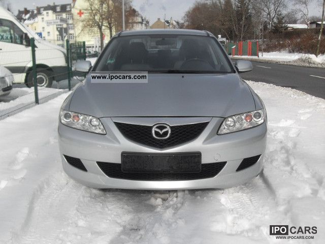 2004 mazda 6 1 8 exclusive car photo and specs. Black Bedroom Furniture Sets. Home Design Ideas