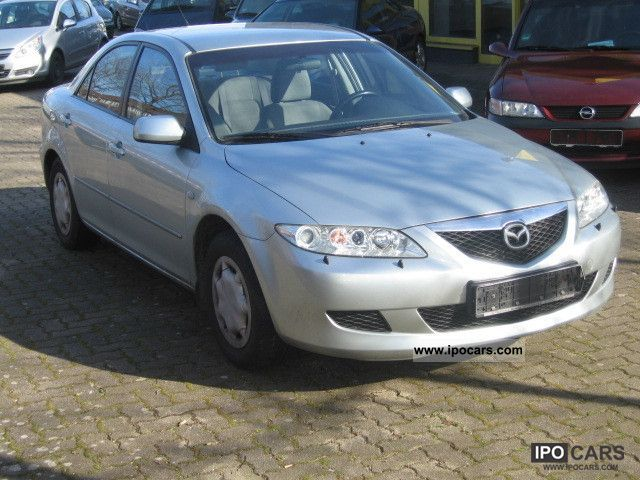 Mazda  2.0 Exclusive 2004 Liquefied Petroleum Gas Cars (LPG, GPL, propane) photo