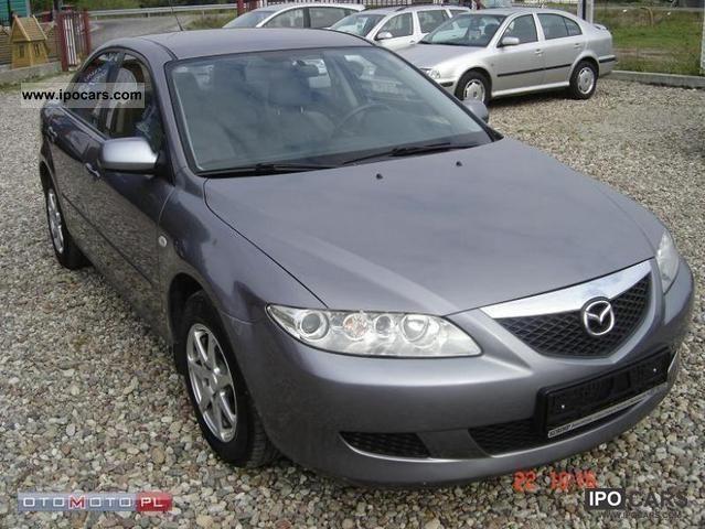 Superior 2003 Mazda 6 DIESEL SEDAN Limousine