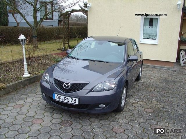 2006 Mazda 3 1.6 Sport Limousine Used vehicle photo