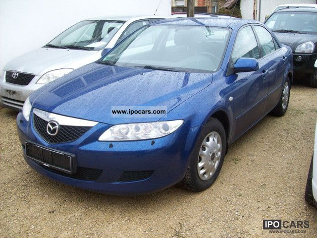 2004 mazda 6 2 3 top leather navi car photo and specs. Black Bedroom Furniture Sets. Home Design Ideas