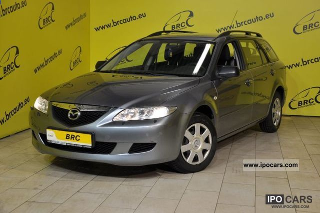 2006 Mazda 6 2.0 Auto Matas Estate Car Used vehicle photo