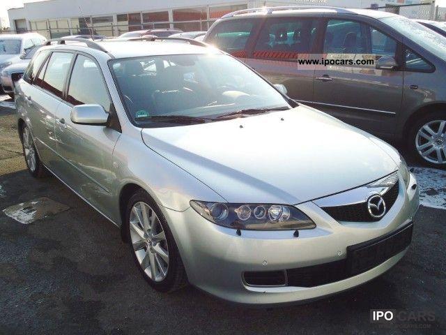 2007 Mazda  6 Sports Active Plus NaviPLUS / leather / Xenon Estate Car Used vehicle photo