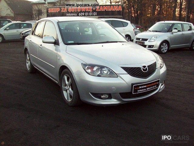 2006 Mazda  3 AIR TRONIC, PO LIFTINGU Other Used vehicle photo