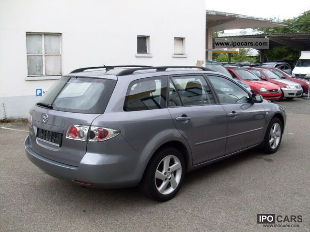 2005 mazda 6 sport kombi 1 8 comfort car photo and specs. Black Bedroom Furniture Sets. Home Design Ideas