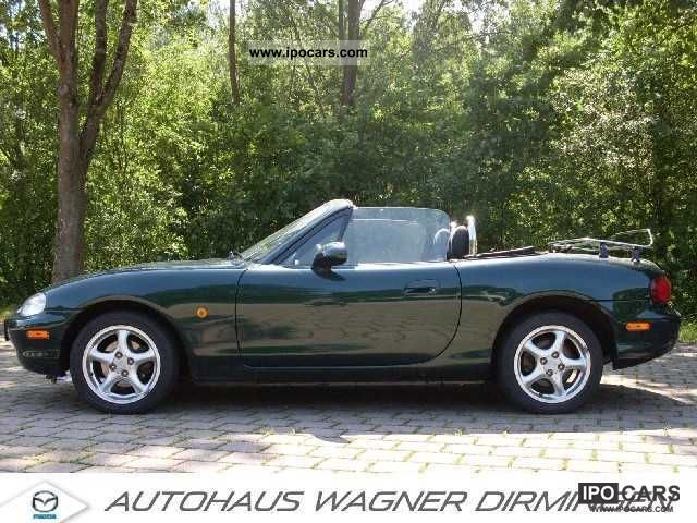 2000 mazda mx 5 roadster convertible car photo and specs. Black Bedroom Furniture Sets. Home Design Ideas