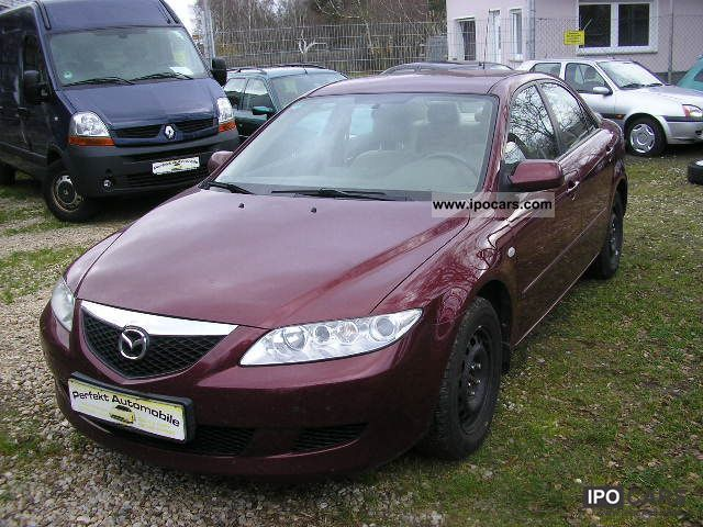 2003 mazda 6 automatic cruise control standheiz navi pdc hu new car photo and specs. Black Bedroom Furniture Sets. Home Design Ideas