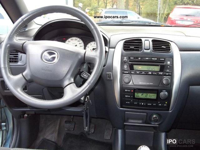 2005 Mazda Premacy 1 9 Active 1 Hand 87 500 Km Car