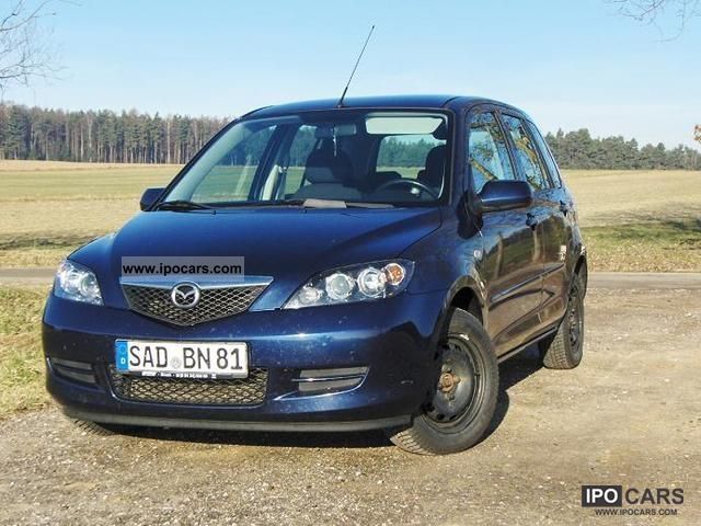 2006 mazda 2 active car photo and specs. Black Bedroom Furniture Sets. Home Design Ideas