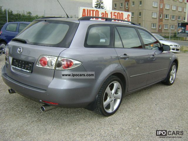 2003 mazda 6 sport kombi 2 3 lpg gas system car photo. Black Bedroom Furniture Sets. Home Design Ideas