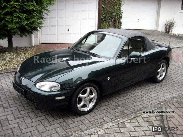 2000 Mazda  1.9i 140hp Leather Miracle 2HD heater! Cabrio / roadster Used vehicle photo