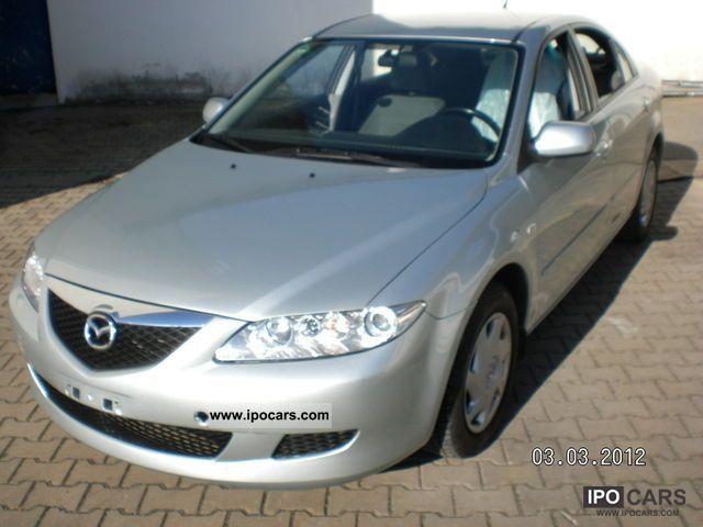 2003 Mazda  6 Sport 1.8 Limousine Used vehicle photo
