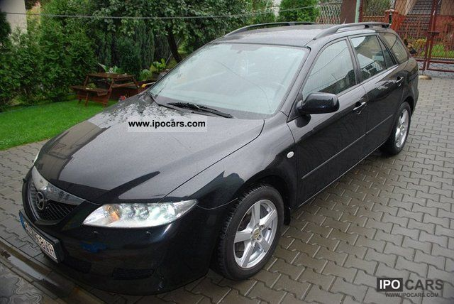 2003 mazda 6 sport exclusive car photo and specs. Black Bedroom Furniture Sets. Home Design Ideas