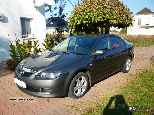 Nice 2005 Mazda 6 Sport 1.8 Exclusive, Facelift, 1 Hand Limousine