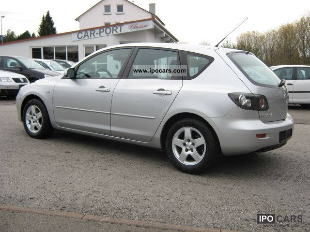 2005 mazda 3 1 6 sport diesel car photo and specs. Black Bedroom Furniture Sets. Home Design Ideas