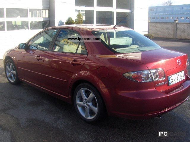 2006 mazda 6 2 3 157km car photo and specs. Black Bedroom Furniture Sets. Home Design Ideas