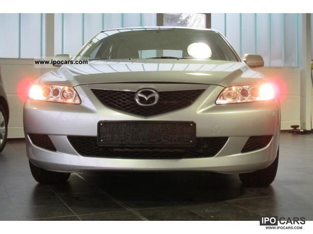 2005 Mazda  6 Sport 1.8 Comfort Limousine Used vehicle photo