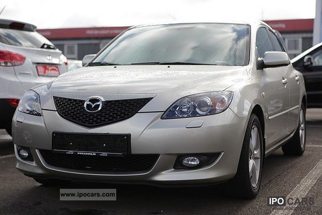 2004 mazda 3 klima car photo and specs. Black Bedroom Furniture Sets. Home Design Ideas