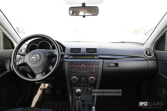 2004 Mazda 3 (Klima) - Car Photo and Specs