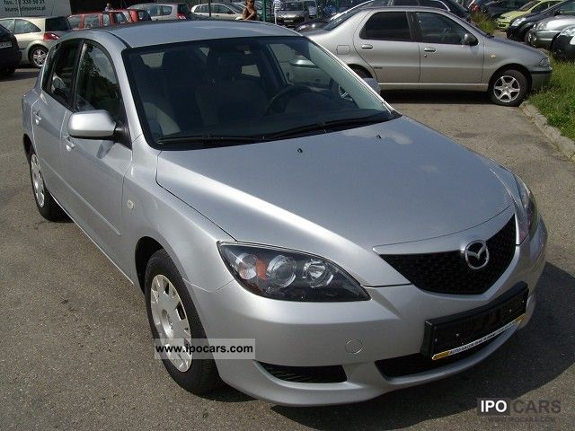 2006 mazda 3 1 6 diesel air serwis bezwypadkowy 100 car photo and specs. Black Bedroom Furniture Sets. Home Design Ideas