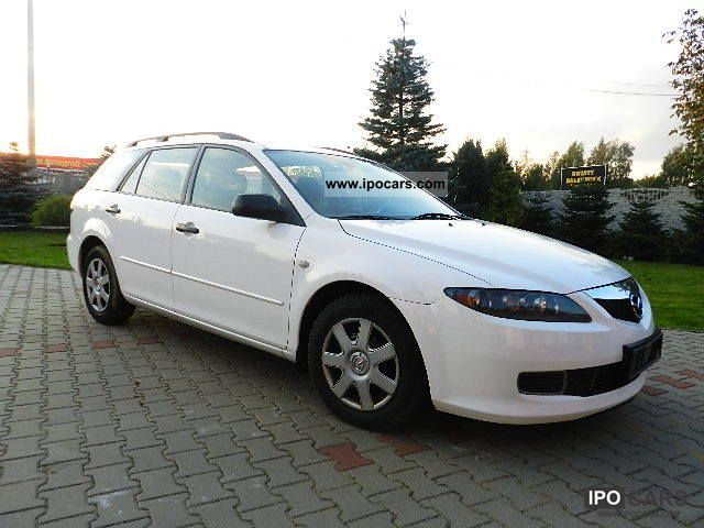 2007 Mazda 6 2.0 TDI COMBI 2007 r Estate Car Used vehicle photo 6