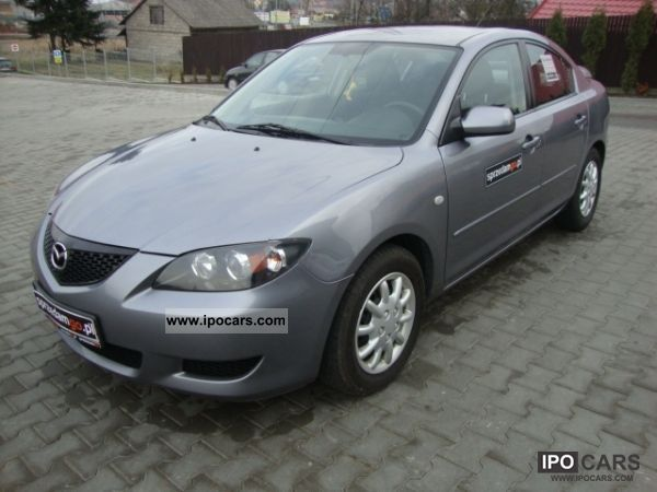 Mazda  3 2.0 AUTOMATIC LPG 150KM SPRZEDAMGO 2005 Liquefied Petroleum Gas Cars (LPG, GPL, propane) photo