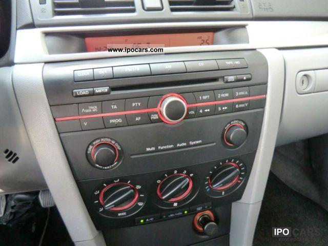 2005 mazda 3 1.6 comfort air radio * cd * 15  - car photo and specs