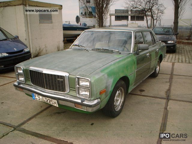 1979 Mazda  929L UNIQUE VINTAGE IN GERMANY Limousine Used vehicle photo