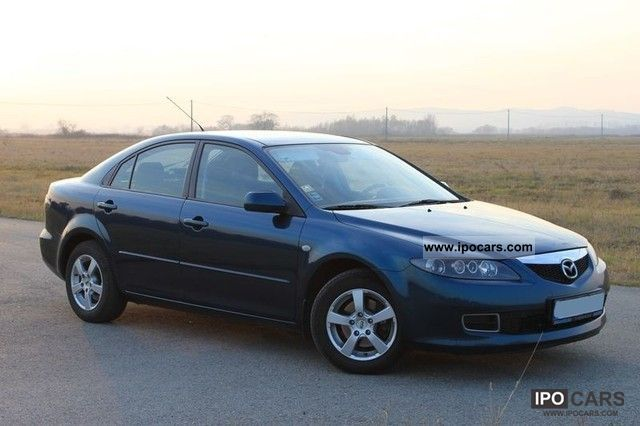 2007 Mazda 6 2.0 Active Limousine Used vehicle photo