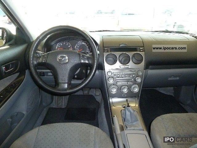 ... 2003 Mazda 6 Sports Luxury 2.0L Limousine Used Vehicle Photo 2