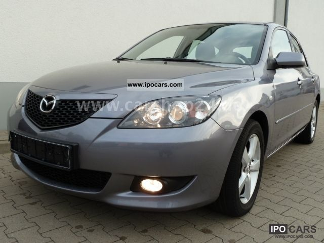 2006 mazda 3 1 6 cd dpf euro 4 car photo and specs. Black Bedroom Furniture Sets. Home Design Ideas