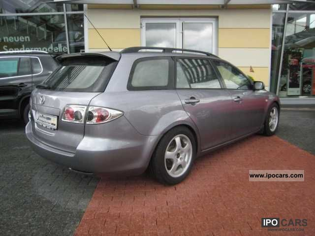 2003 mazda 6 kombi 2 0 cd light hail damage xenon as car photo and specs. Black Bedroom Furniture Sets. Home Design Ideas